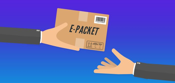 E-Packet Shipping Trackable to the US