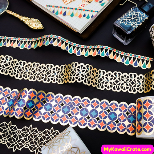 Elegant Decorative Tapes