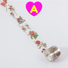 Floral Sticker Tape