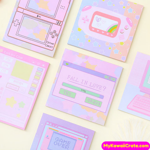 Kawaii Memo Notes
