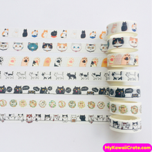 Cute Cats Craft Tape
