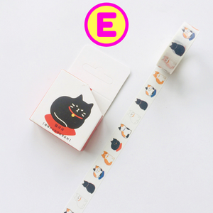 Cat doodles Tape