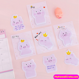 Funny Animals Sticky Notes