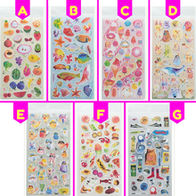 Japanese Cartoon Zakka Style Daily Life Decorative Stickers