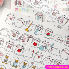 Funny Animals Washi Tapes
