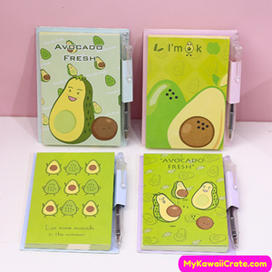 Avocado Memo Notes