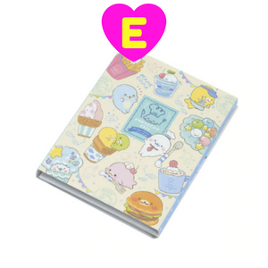 Kawaii Baby Whale Baby Bear Folding Memo Notes Set