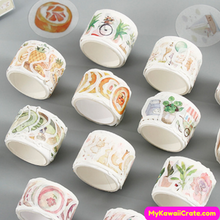 Washi Stickers in a Roll