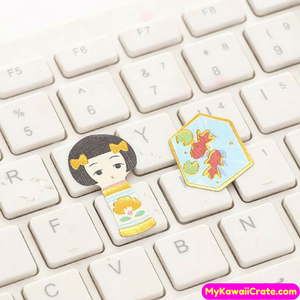 40 Pc Pack Kawaii Gilding Decorative Stickers