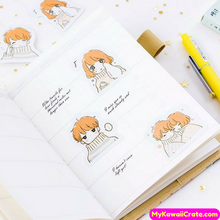 45 Pc Pk Me & My Crush Decorative Mini Stickers