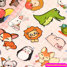 Kawaii Sticker
