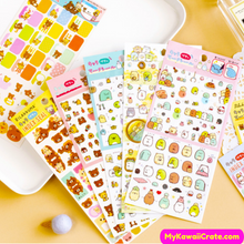 Japanese Cartoon Stickers