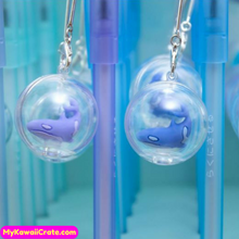 Kawaii Whale World Pendant Gel Pen
