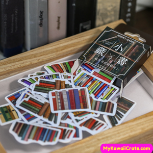 Book Stickers