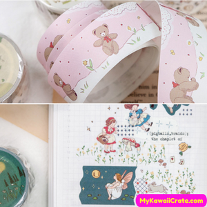 Cute Bear Decorative Tapes