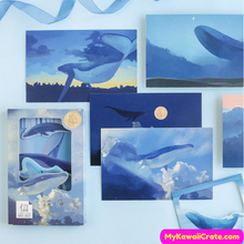 Whales Postcards