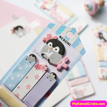 Penguin Sticky Notes