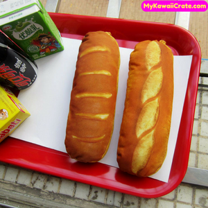Novelty Freshly Baked Bread Style Pencil Bag