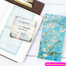 Van Gogh Oil Painting Style Notebook / Note Pad