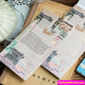 Retro Style Dream Memo Pad
