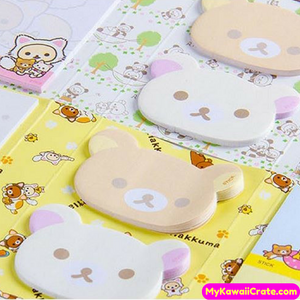 Little Bear Self Adhesive Notes