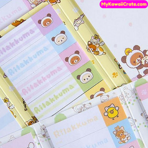 Cute Sticky Tabs