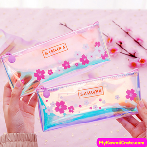 Sakura Pencil Bag