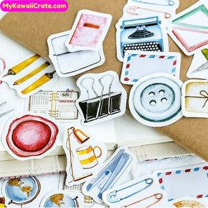 Creative Study Supplies Decorative Stickers