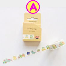 Kawaii Sumikko Gurashi and Friends Washi Tape ~ Cute Masking Tape