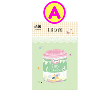 Sweet Orchard Fruit Cakes Drink Jelly Sticky Notes ~ Kawaii Memo