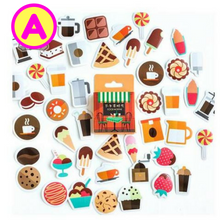 45 Pc Pk Zakka Life Decorative Mini Stickers