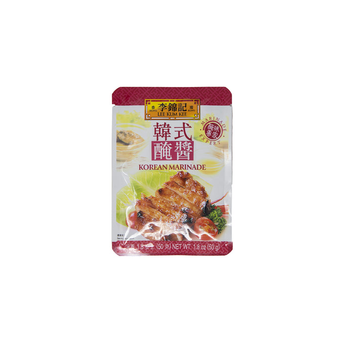 Lee Kum Kee Korean Marinade Sauce <br> 李锦记韩式腌酱(包装)
