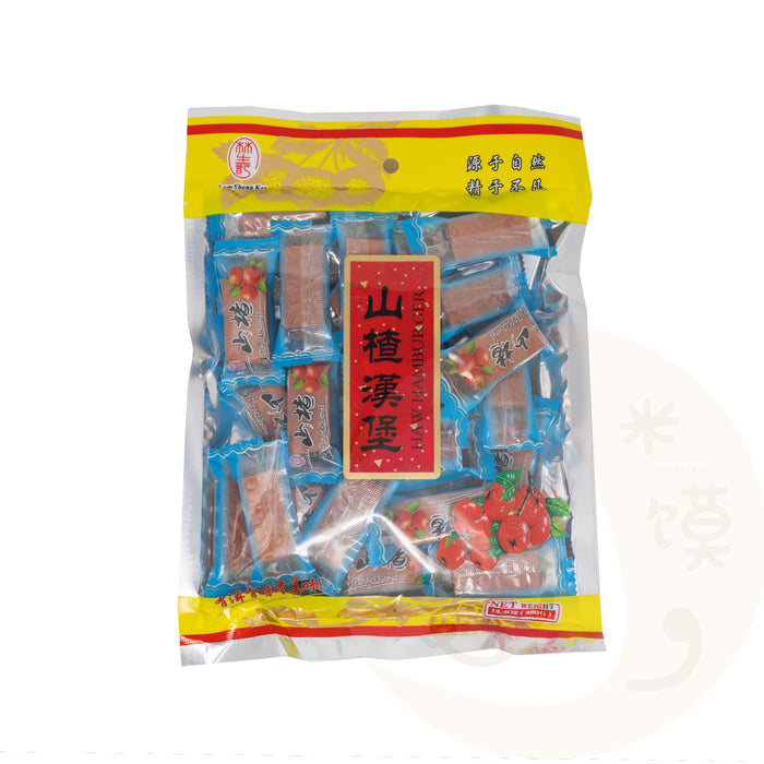 Lam Sheng Kee Hawthorn Berry Snacks (Multi-layers Sandwich) <br> 林生记山楂汉堡