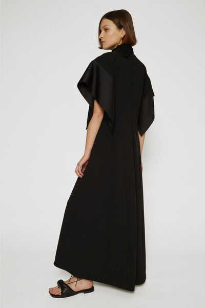 Makalu Dress Black