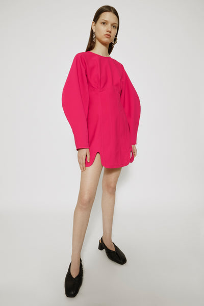 Fucsia Whitney Dress