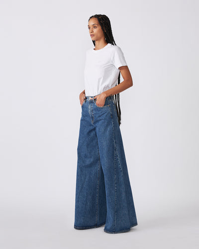 TWIN RANGE WIDE LEG PANT