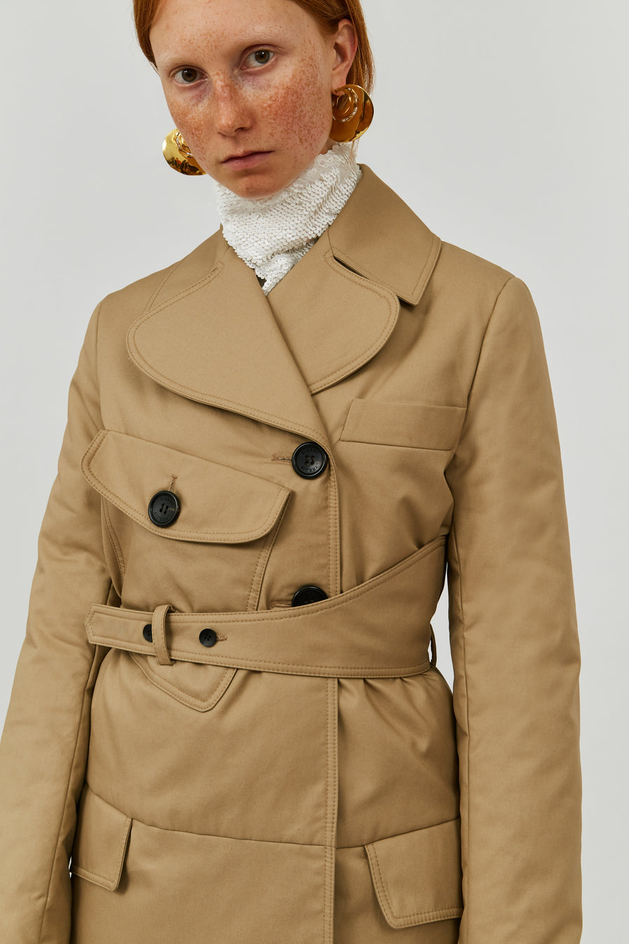 Overload Lightly Padded Coat