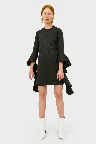 KILKENNY FRILL SLEEVE DRESS