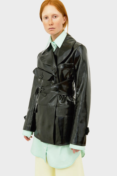 PERPLEXED FRONT POCKET JACKET