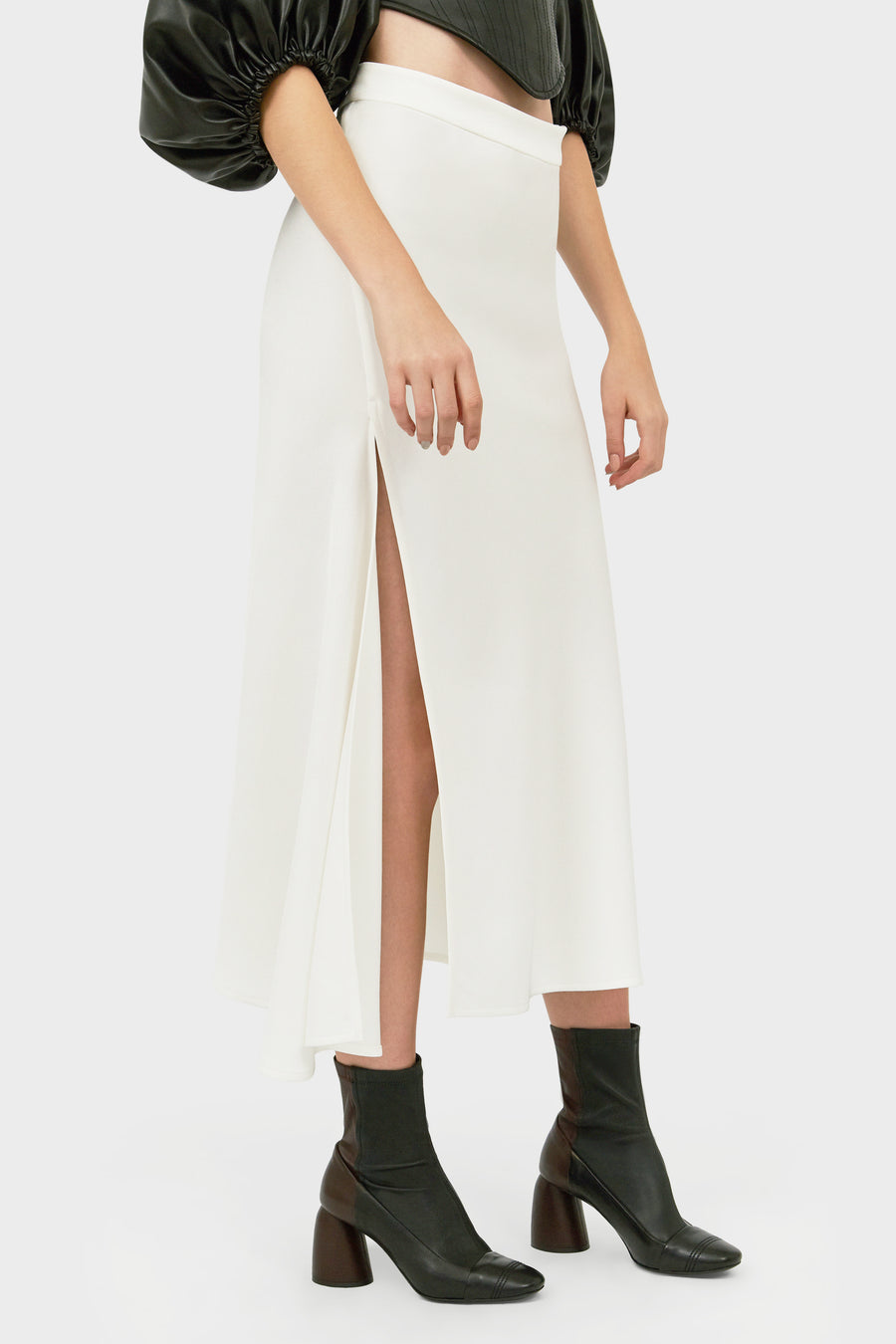 SUITE ONE BIAS HIGH SKIRT