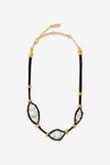 GLADYS SPLIT CORD NECKLACE