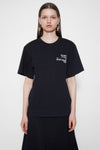 Naked Island T-shirt Black