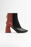 Clemente Black with Cognac Boots
