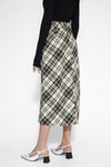 Matango Check Skirt
