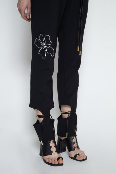 Naturalist cropped pants
