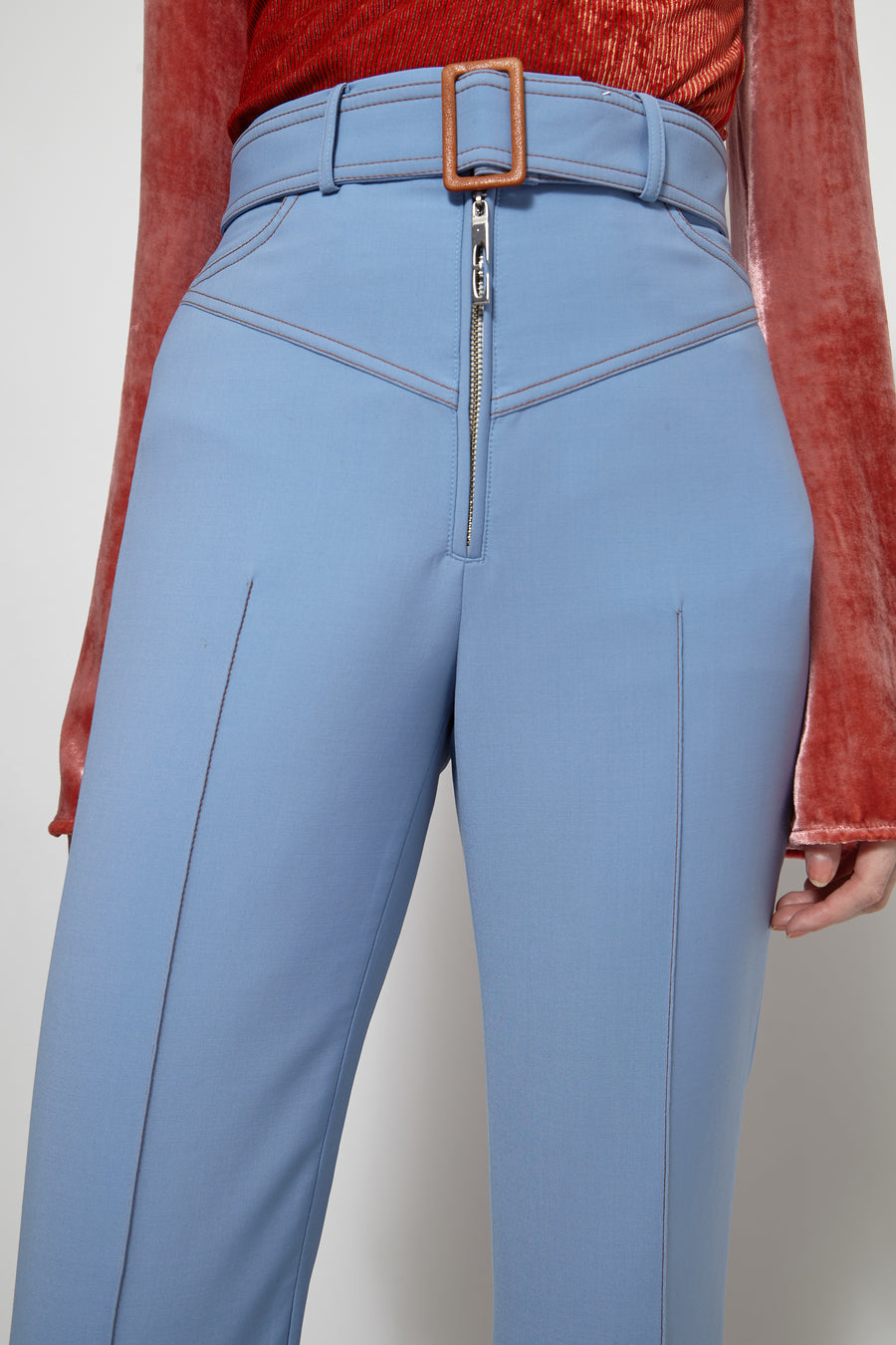 Supervision Free Yoke Detail Pant
