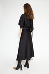 Santorini Dress Black