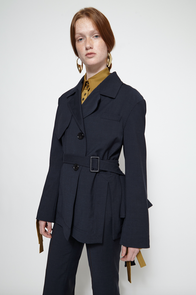 Permanent Residency Trench Jacket