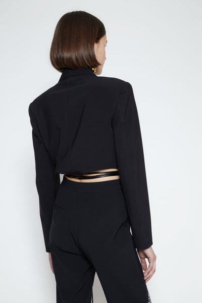 Sofia cropped jacket