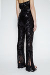 Tympanum sequin pants